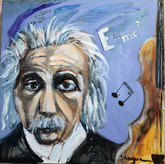 <b><i>Einstein:  &quot;I Often Think in Music</b></i>